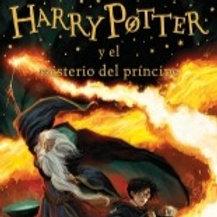 Harry Potter y el misterio del príncipe. 6