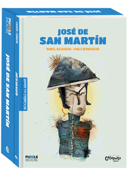 Biografías para armar - José de San Martín