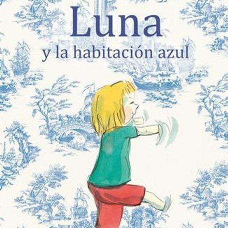 Luna y la habitación azul