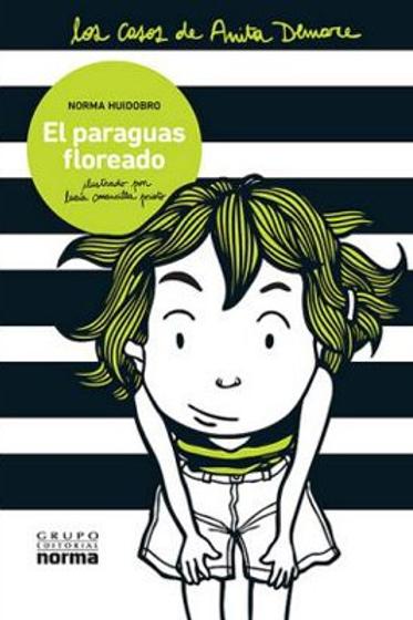 Anita Demare - El paraguas floreado