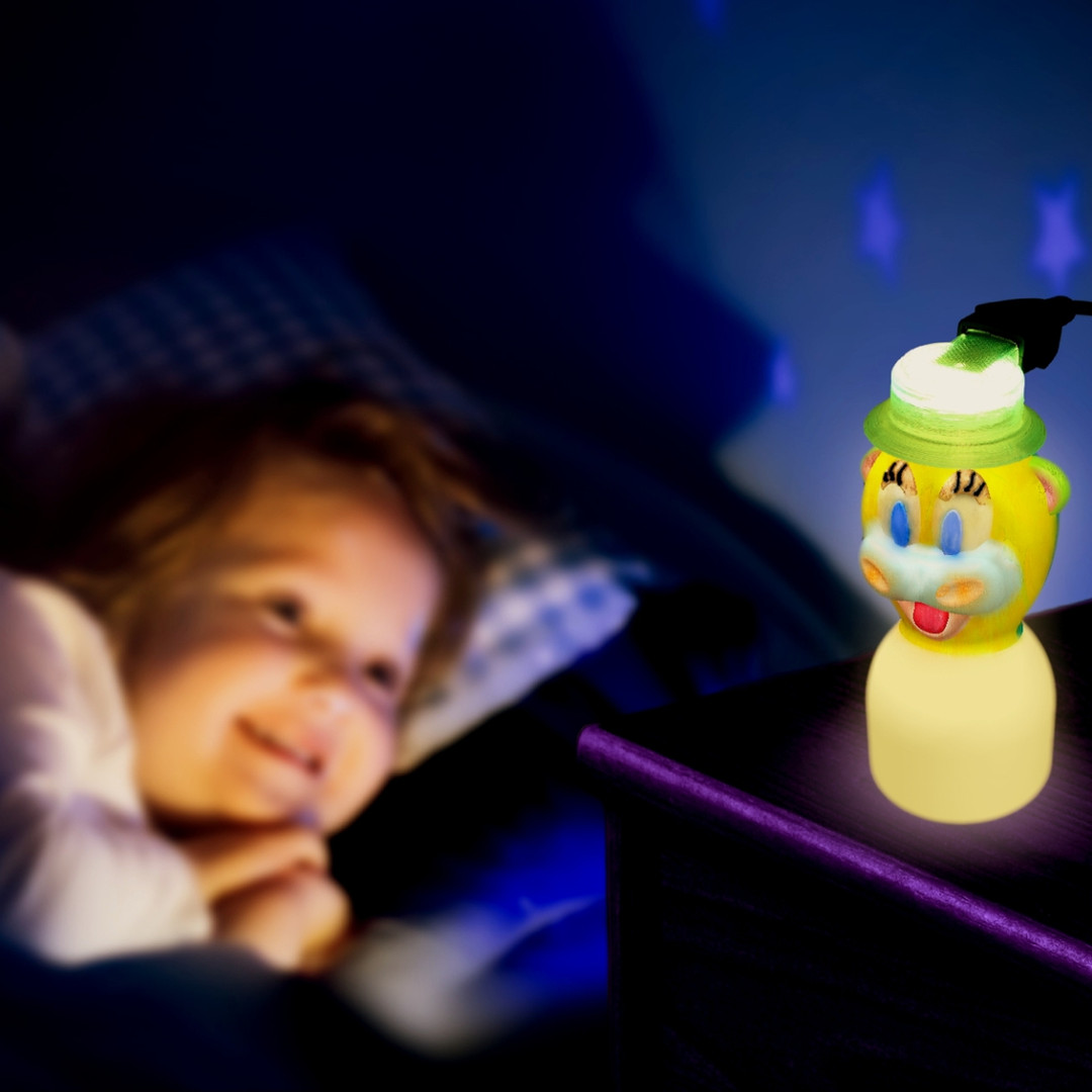 Make Your Customized Night Light Using Colormoji Accessories