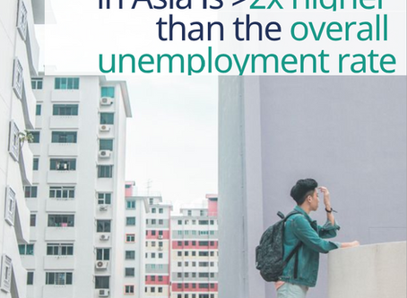 Catching those who fall through the cracks: how SPOs and funders are fighting youth unemployment