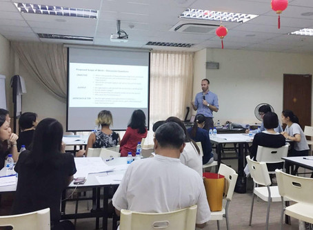 Building a community of impact in Singapore
