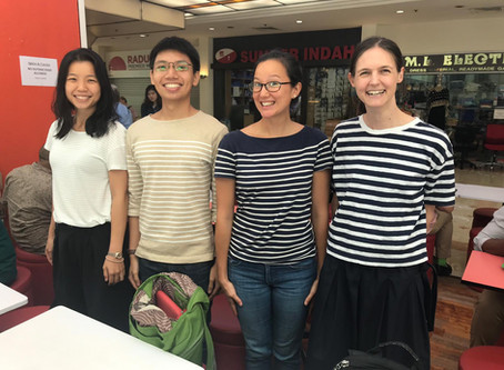 """Meet Qin-Liang: """"Poking my nose into community development"""""""