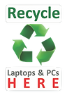 Computer Recycle Whiterock
