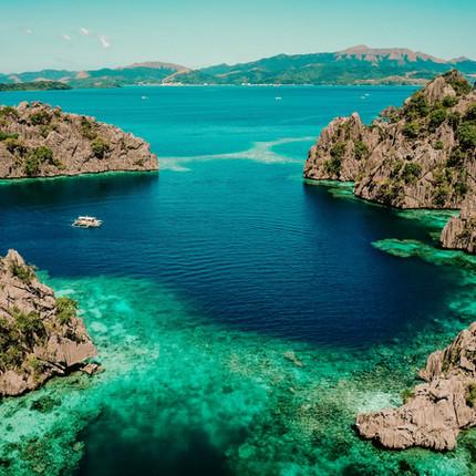 Twin Lagoons