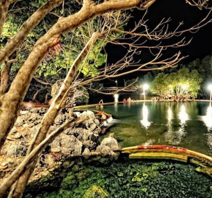 Maquinit Natural Hot Springs