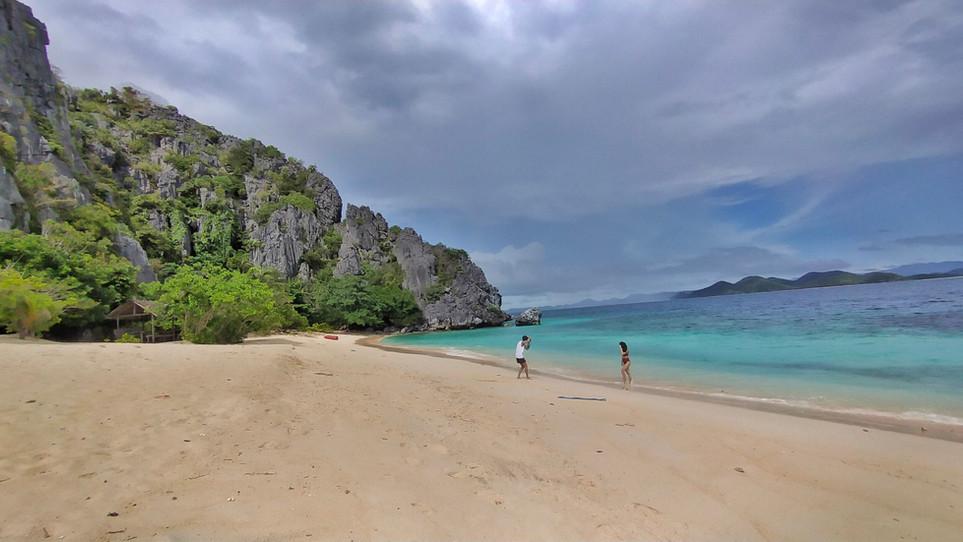 Black island, Busuanga Palawan