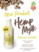 Hemp Milk The Nutty Milk Company