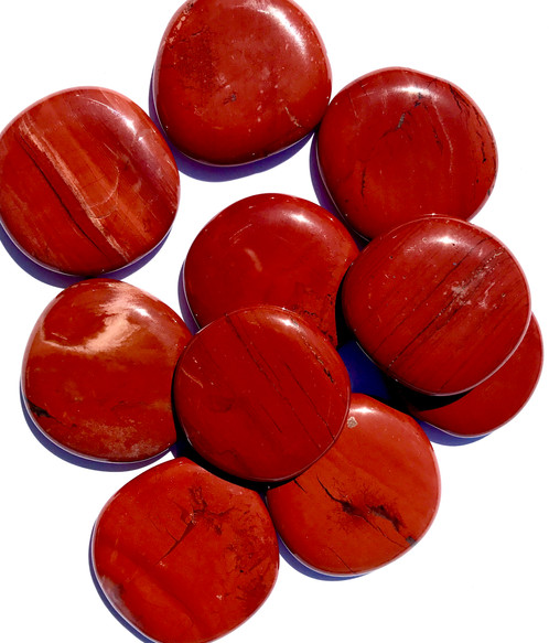 chakra bell ball carved healing stone decor jasper stand crafts shape red gemstone free egg natural wood item with reiki eggs