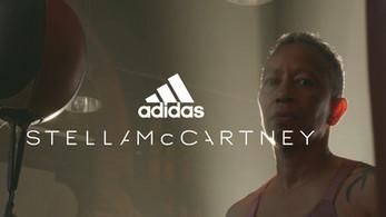 Adidas Stella McCartney Breast Cancer Awarness Campaign