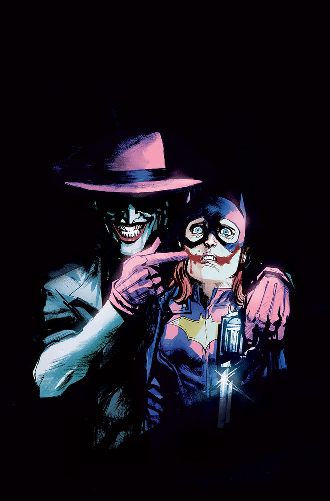 Judging A Book By Its Cover : The Killing Joke Inspired