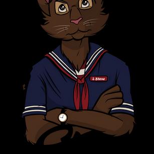 Steve [Fursona Badge]