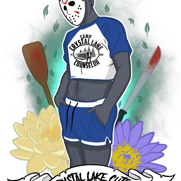 Jason - Crystal Lake Cutie [Horror Thots]