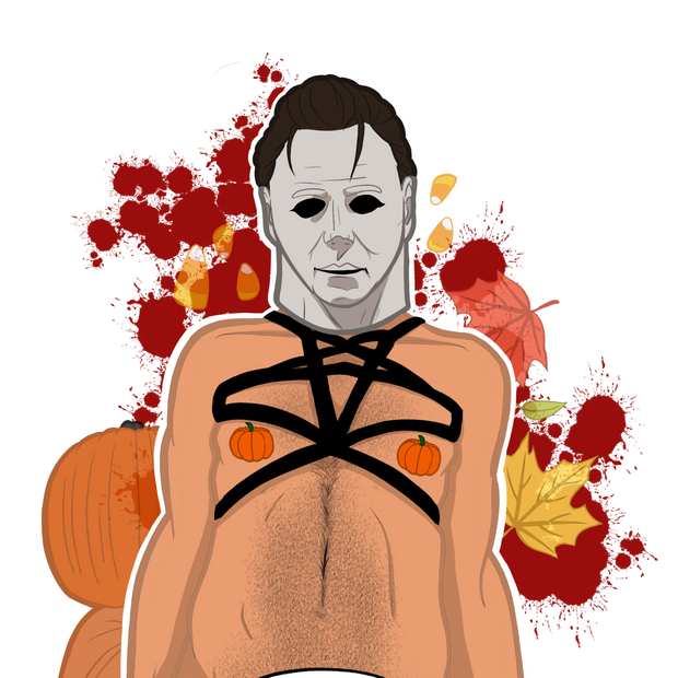 Michael - Halloween Hottie [Horror Thots]