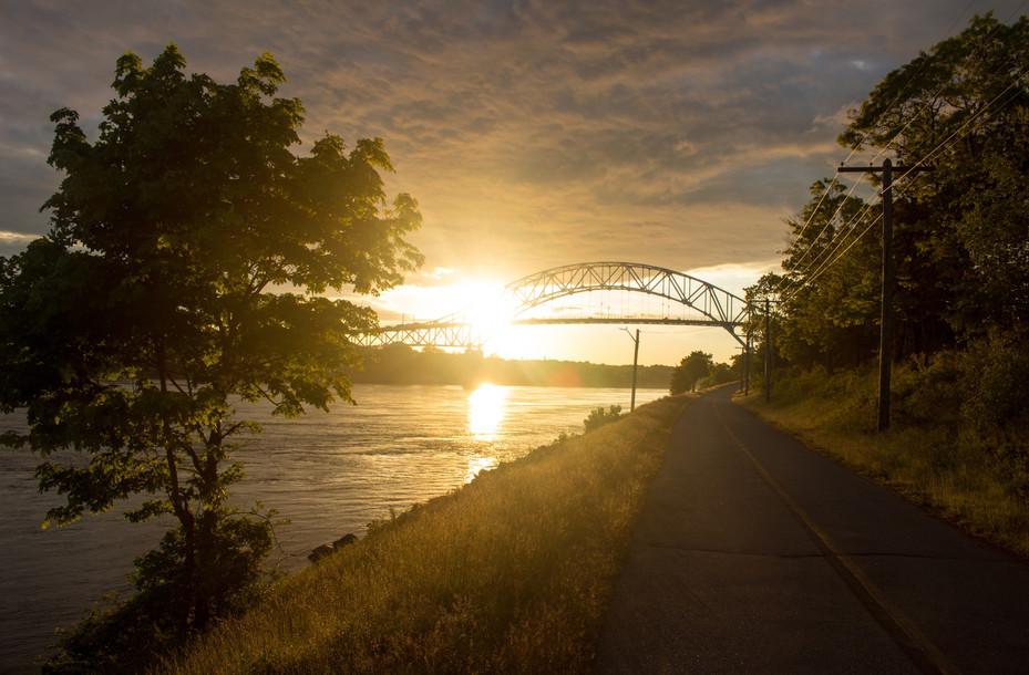 Bridge Sunrise