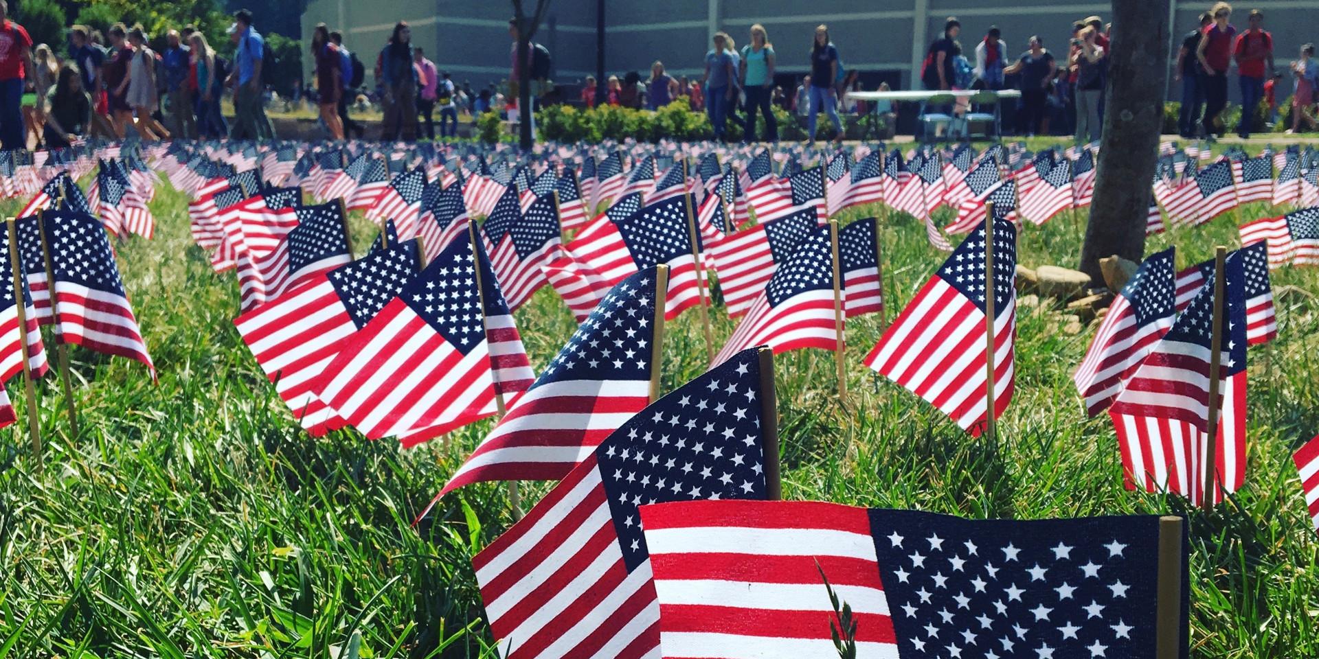 9/11 Memorial Liberty