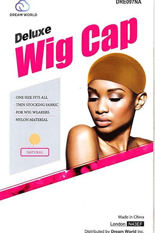 Deluxe Wig Cap - Natural