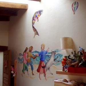 Children's room Reverie Mexico 2013