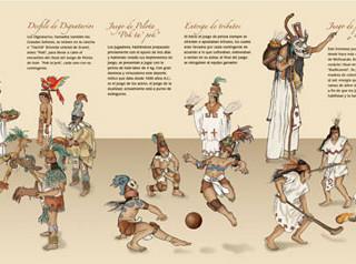 Illustration #1 Xcaret Night Dance Show Mexico 2002