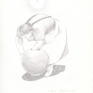 La Olla (the pot)