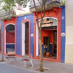 Mexican Restaurant Barcelona 2005