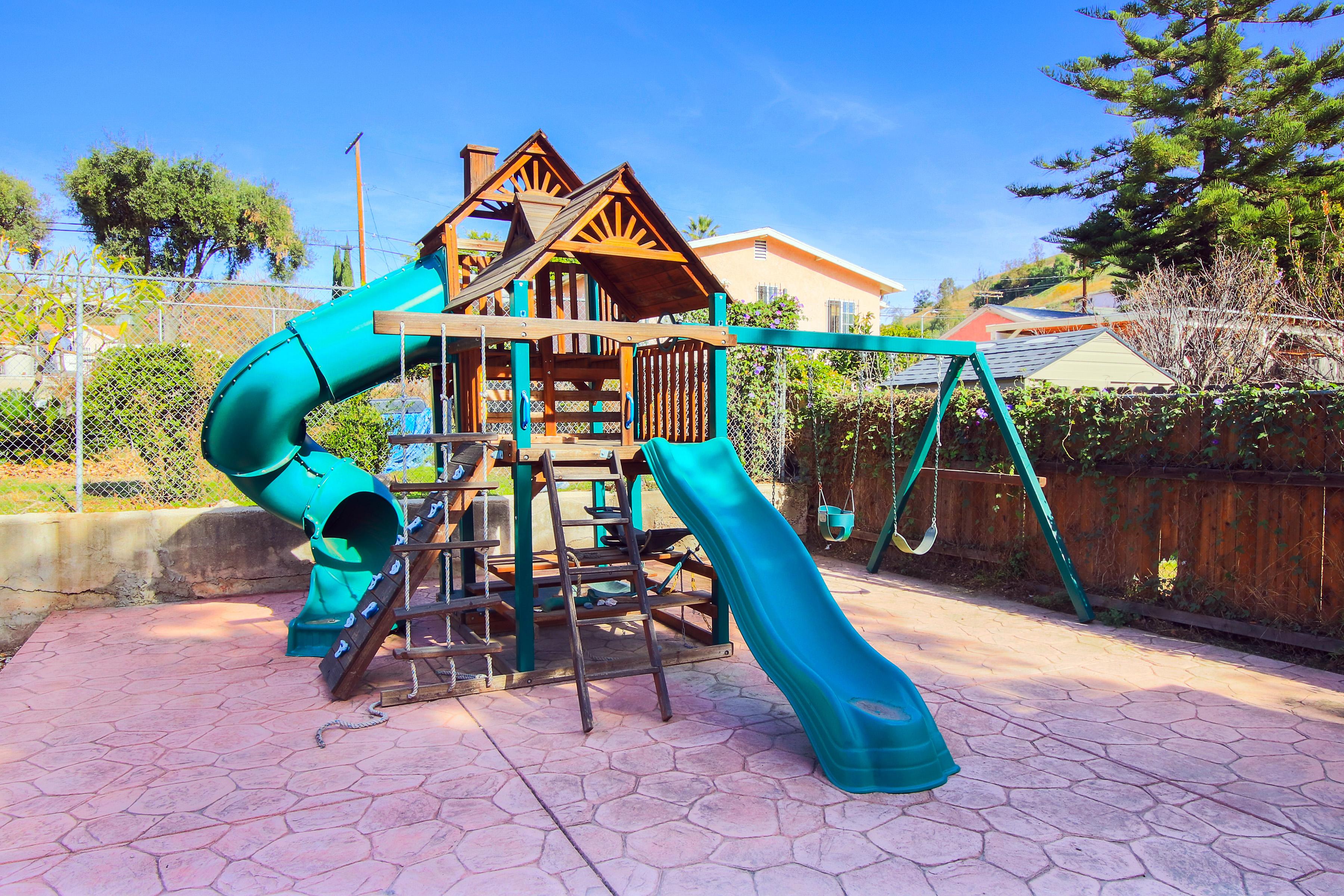 29 Backyard Playground