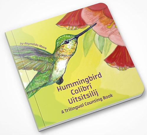 Hummingbird - Colibrí - Uitsitsilij
