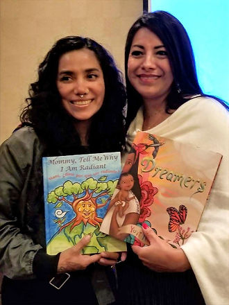 Author Panel with Yuyi Morales