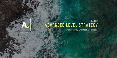 Advance Level Strategy (Thinkific Cover)