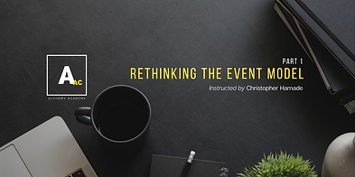 Rethinking the Event Model (Thinkific Co