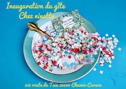 Invitation Chez ninette