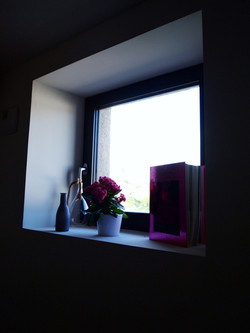 Fenêtre salle de sain