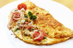 omlette recipe