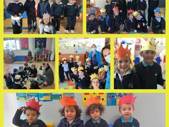 Feliz Dia de Reis! 👑👑👑