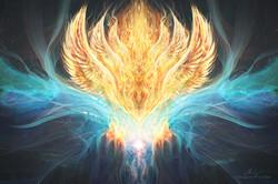 Cosmic Pheonix
