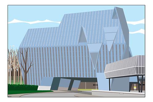 'Elephant Building' illustration