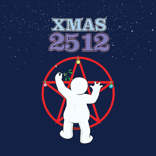 Rush - '2512' Christmas Card