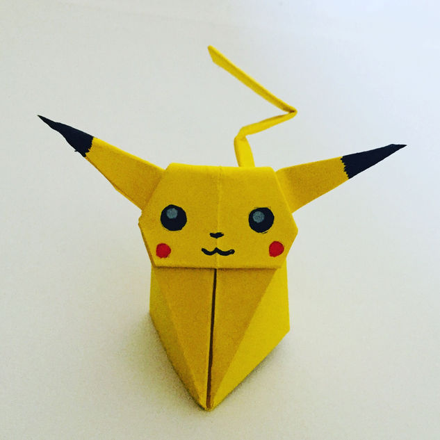 Pikachu. That is about all I know about Pokemon.