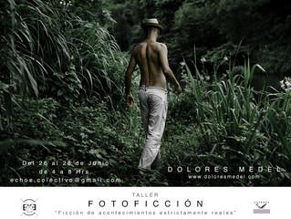 TALLER DE FOTOGRAFÍA Y FICCIÓN