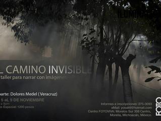 El camino invisible, en Morelia