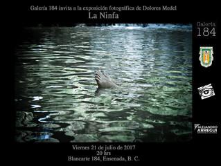 La Ninfa, exhibición en Ensenada, Baja California.