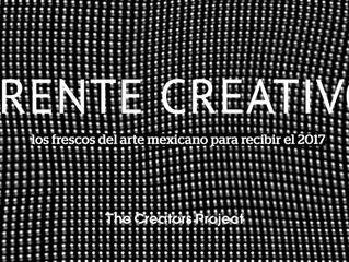 Frente Creativo 2017 | Las promesas fotográficas de México para recibir el siguiente año