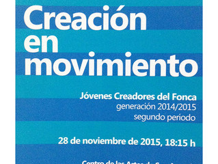 CREACIÓN EN MOVIMIENTO