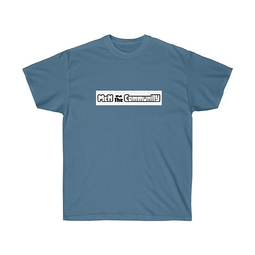 Men in the Community Ultra Cotton Tee