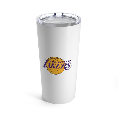 LA Lakers Tumbler 20oz