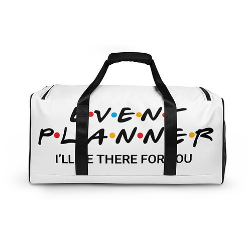 Event Planner Duffle Bag