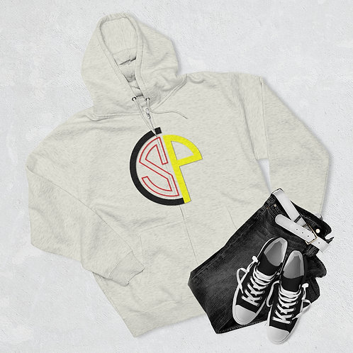 Culture Strength And Power Full Zip Hoodie