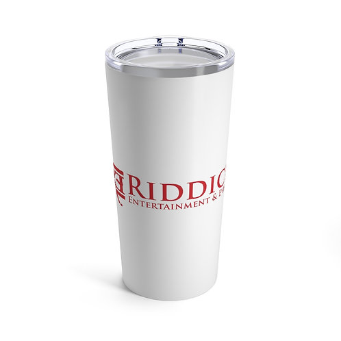 Riddick Entertainment and Events Tumbler 20oz