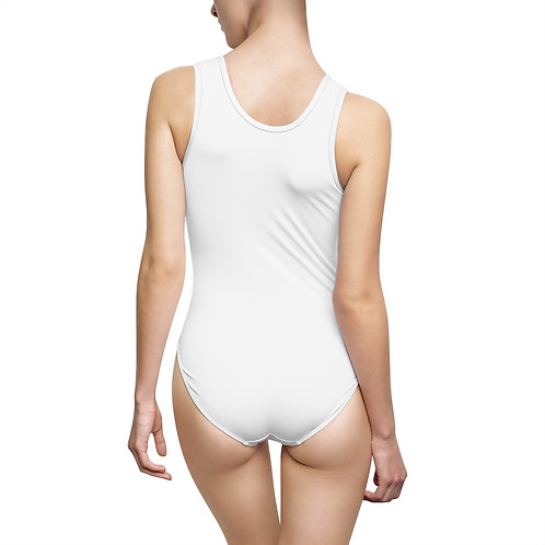 Bride Squad One-Piece Swimsuit